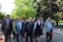 Саратовские профсоюзы почтили память павших бойцов в годы Великой Отечественной войны