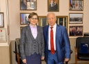 Председатель Профсоюза связистов провел переговоры с замглавы Минкомсвязи России