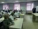 Заместитель министра и председатель профсоюза встретились с коллективом городской клинической больницы № 12