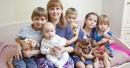Многодетные мамы на пенсию выходят раньше
