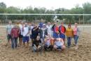Спортсмены Электропрофсоюза показали свое мастерство в соревнованиях по пляжному волейболу