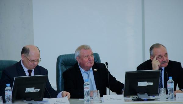Представители Федерации профсоюзных организаций приняли участие в работе комиссии