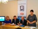 Саратовские химики отметили 100-летие Профсоюза