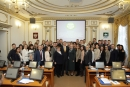 Саратовская делегация Профсоюза госучреждений вернулась из Кургана с победой