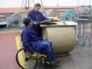 Ежегодно в службы занятости населения области обращается порядка 1600 человек с ограниченными возможностями