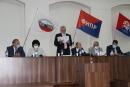 Избран новый председатель Саратовской областной организации Нефтегазстройпрофсоюза России
