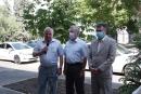 Профсоюз провел акцию в поддержку медицинских работников