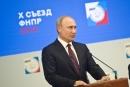 Владимир Путин отметил важность развития социального партнерства
